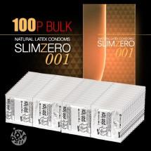 [유니더스벌크콘돔] 슬림제로 001 (일반형) 100P